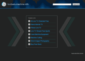 toolbars-machine.info