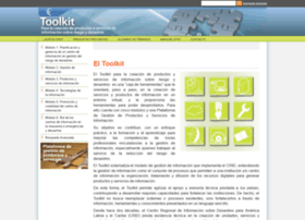 toolkit.cridlac.org