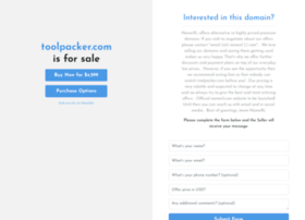 toolpacker.com