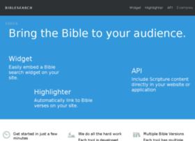 tools.bibles.org