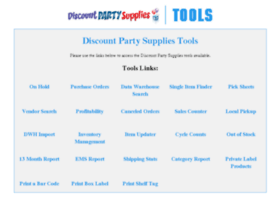 tools.discountpartysupplies.com