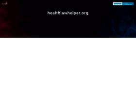 tools.healthlawhelper.org