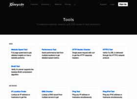 tools.keycdn.com