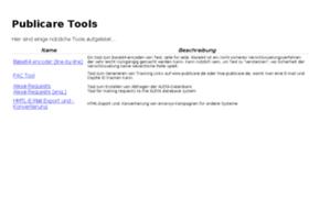 tools.publicare.net