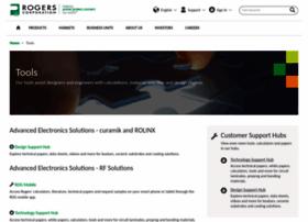 tools.rogerscorp.com