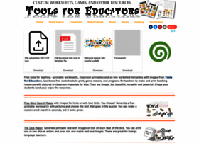 toolsforeducators.com