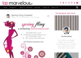 toomarvelous.com