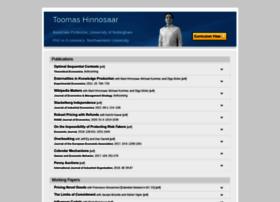 toomas-marit.hinnosaar.net