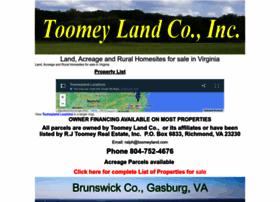toomeyland.com
