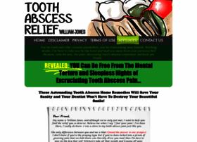 tooth-abscess-relief.com