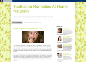toothacheremedies-painrelief.blogspot.com