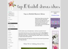top-10-bridal-shower-ideas.com