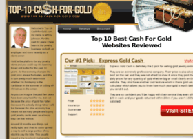 top-10-cash-for-gold.com