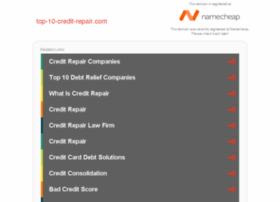 top-10-credit-repair.com