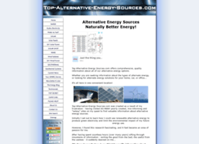 top-alternative-energy-sources.com