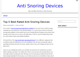 top-anti-snoring-devices.com