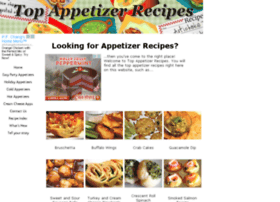top-appetizer-recipes.com