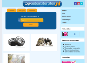 top-automaterialen.nl