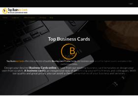 Top-business-cards.com