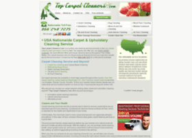 top-carpet-cleaners.com