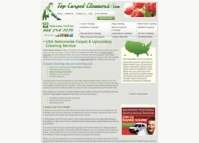 top-carpet-cleaners.com