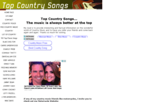 top-country-songs.com