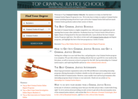 top-criminal-justice-schools.net