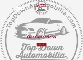 top-down-automobilia.myshopify.com