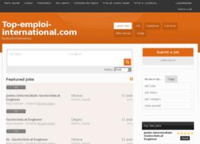 top-emploi-international.com
