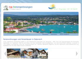 top-ferienwohnungen-oesterreich.de
