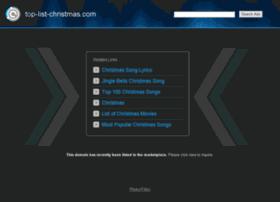 top-list-christmas.com