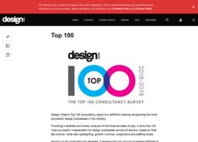 top100.designweek.co.uk