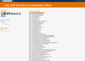 top100directories.blogspot.in
