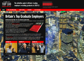 top100graduateemployers.com