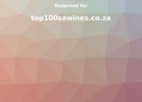 top100sawines.co.za