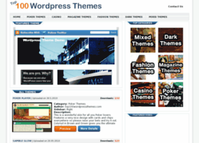 top100wordpressthemes.com