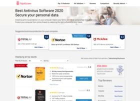 top10antivirussoftware.com