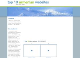top10armenian.com