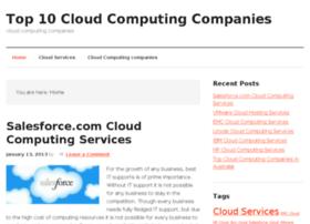 top10cloudcomputingcompanies.com