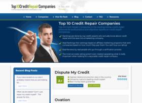 top10creditrepaircompanies.com