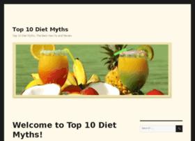 top10dietmyths.com