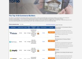 top10ecommercesitebuilders.co.uk