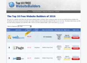 top10freewebsitebuilder.com