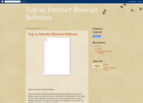 top10internetbrowsersoftware.blogspot.com
