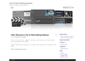 top10videoeditingsoftware.com