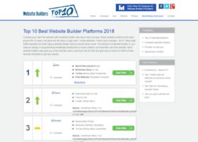 top10webbuilders.com
