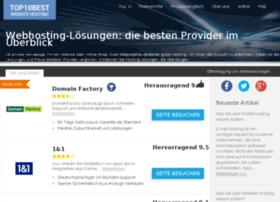 top10webhosting.de