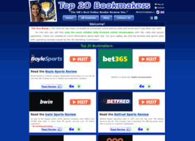 top20bookmakers.co.uk