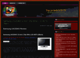 top32inchlcdtv.com