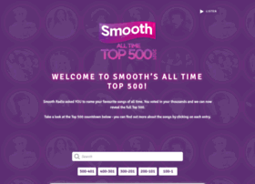 top500.smoothradio.com